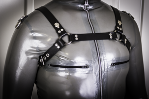 Rubber Chest Harness