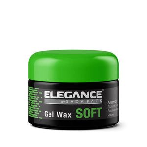 Elegance Gel Soft - Fijación media brillo alto