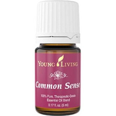 COMMON SENSE YOUNG LIVING 5 ml   NEW!!