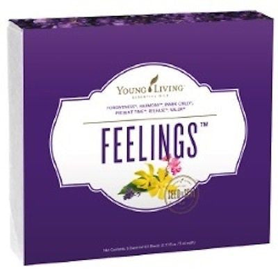 FEELINGS COLLECTION KIT NEW!!