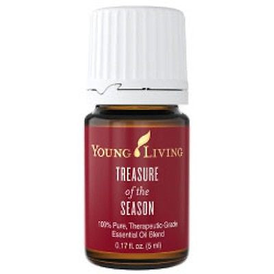 TREASURE OF THE SEASON  5 ml   NEW!!