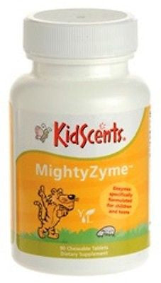 Kids Scents -MIGHTYZYME CHEWABLE TABLETS