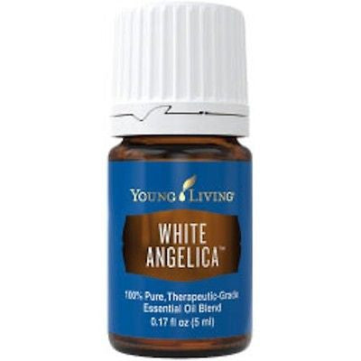 WHITE ANGELICA 5ml  NEW!