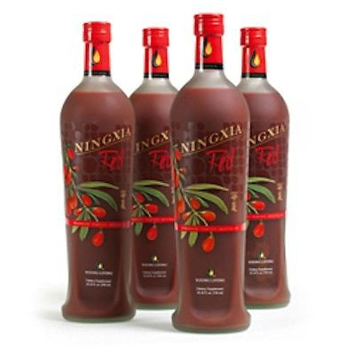 NINGXIA RED 8 PACK UNOPENED!!  Eight 750 ml bottles in 2 cartons!