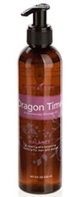 Dragon Time Massage OIl 8 oz.   NEW!!
