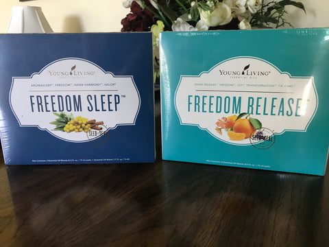Freedom Release & Freedom Sleep Collection