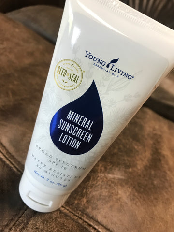 Mineral Sunscreen Lotion