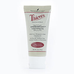 Thieves AromaBright Toothpaste 4 oz