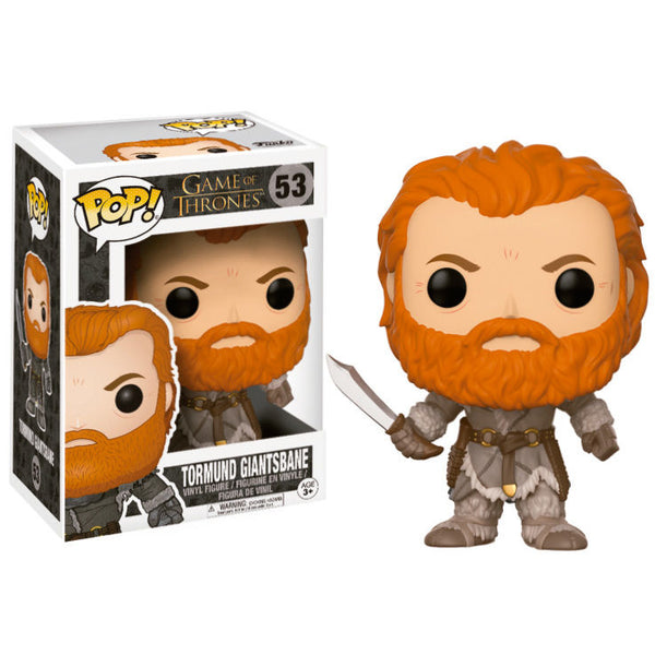 Figura POP! Game of Thrones Tormund Giantsbane