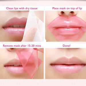Collagen Lip Mask (3x Set)