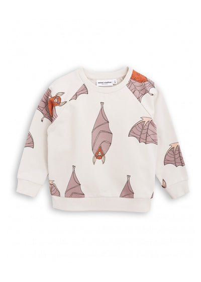 Kids Lt. Gray Bats Sweatshirt