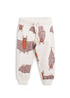 Kids Lt. Gray Bats Sweatpant