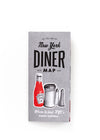 New York Diner Map Vol. 4
