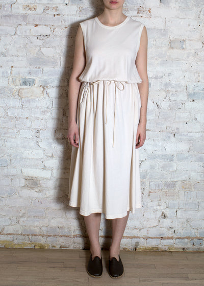 Oat Jersey Alicia Dress