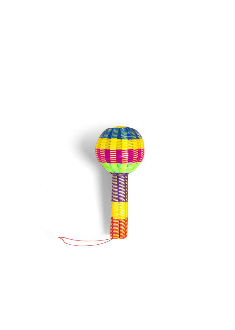 Small Woven Baby Rattle