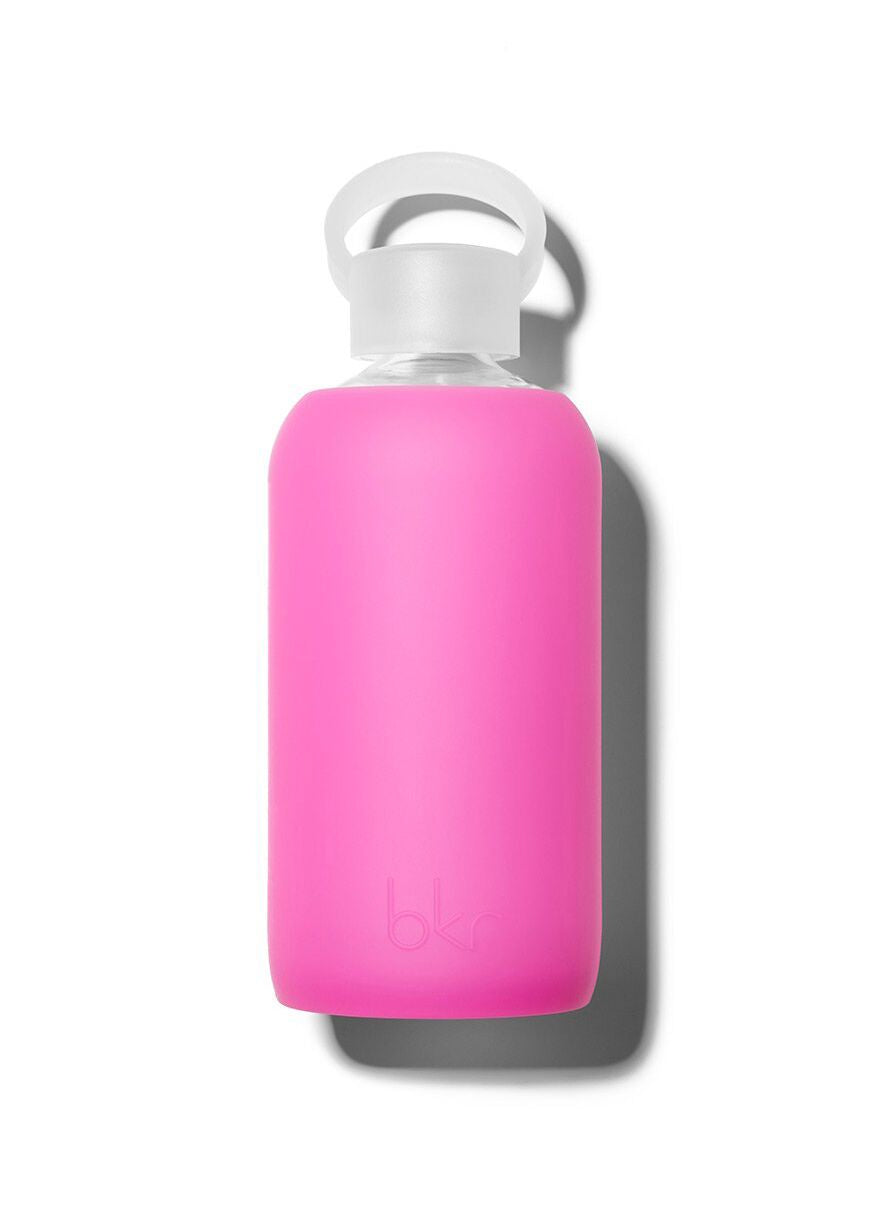 Sheer Fuchsia Water Bottle