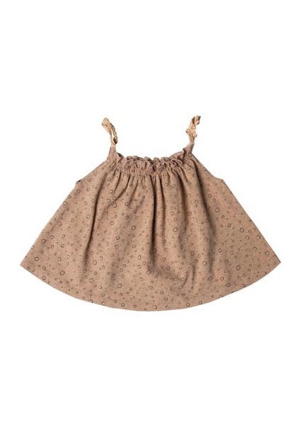 Baby Terracotta Bubbles Top