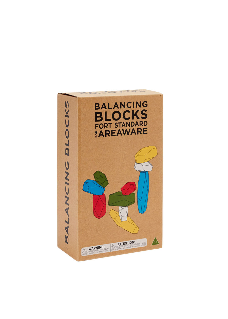 Multicolor Balancing Blocks
