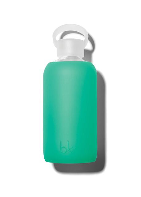 Sheer Garden Green Water Bottle