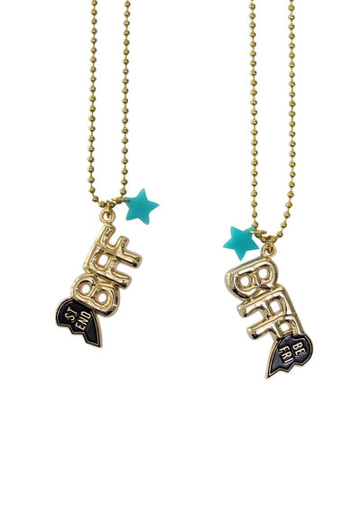 Set of 2 BFF Necklaces