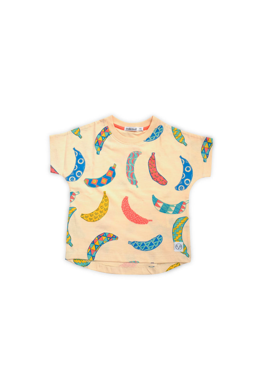 Kids Blush Jazzy Banana Tee