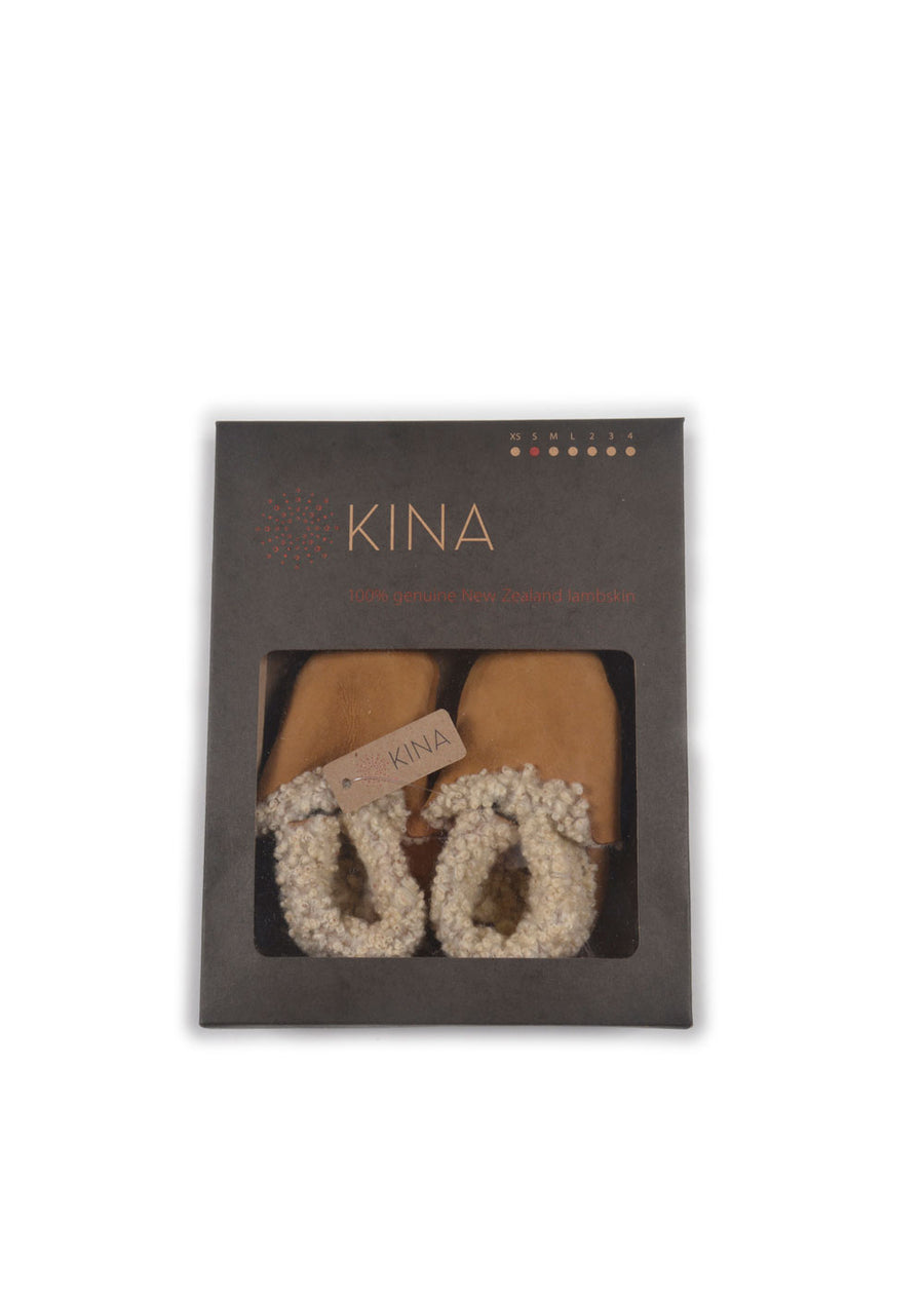 Natural Kina Bootie