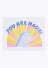 You Are Magic Riso Print