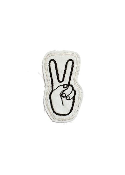 Peace Patch - Natural White
