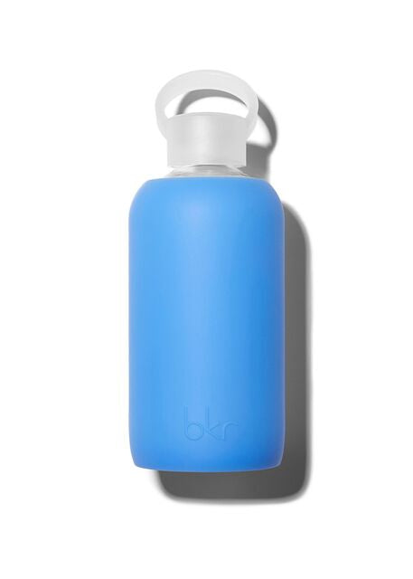 Sheer Periwinkle Blue Water Bottle