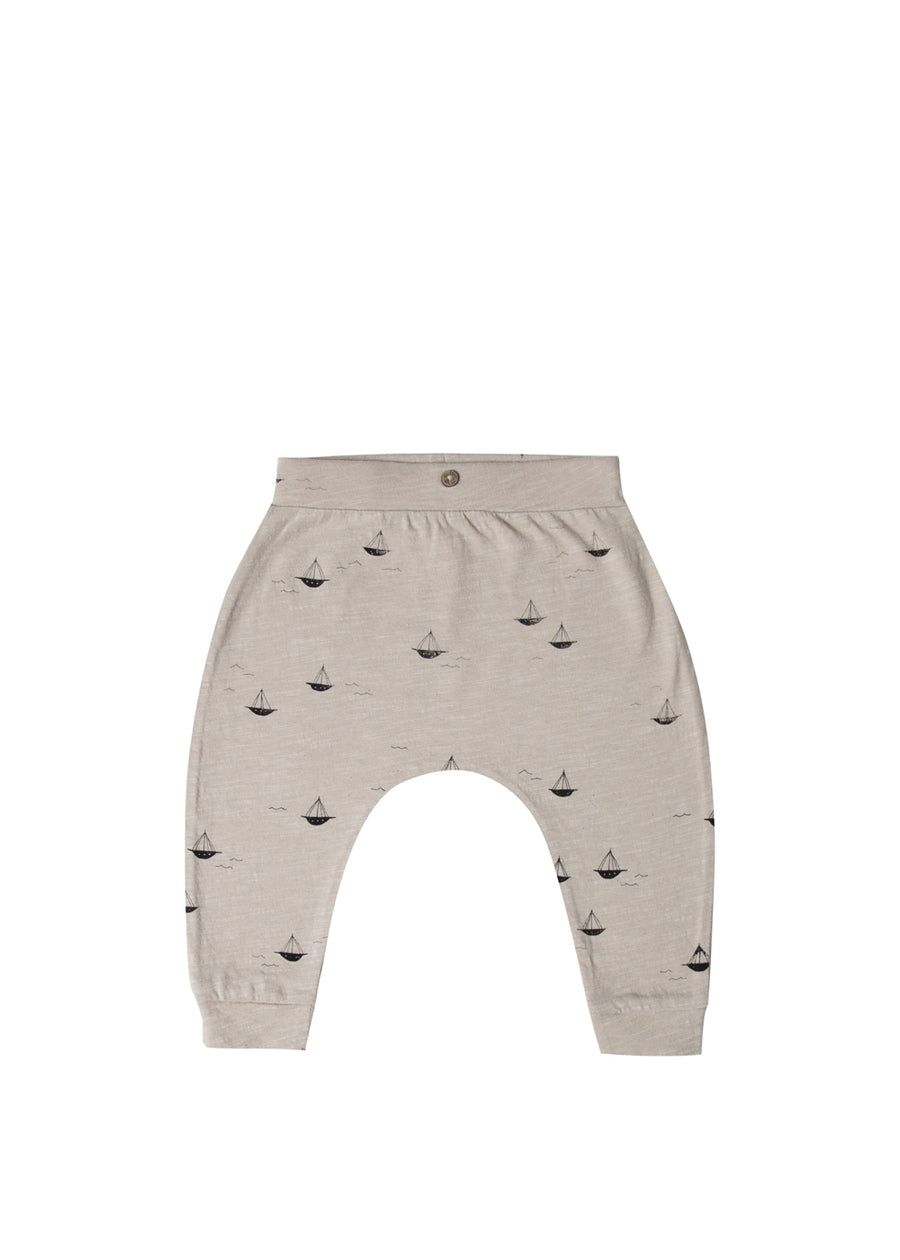 Baby Pebble Sailboat Pant