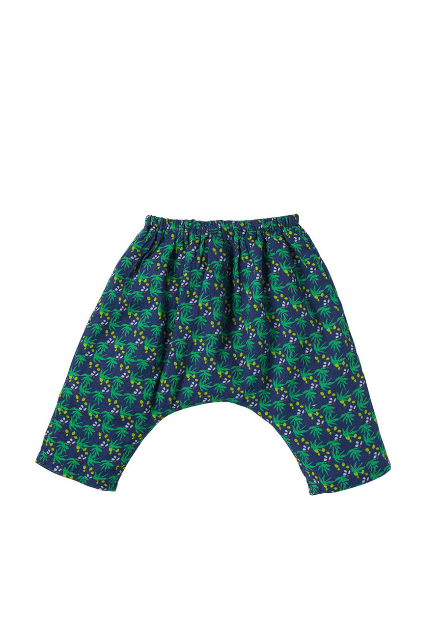 Kids Green Palm Tree Sydney Pant