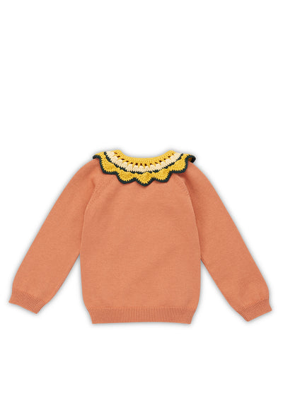 Girls Clay Juliette Tennis Sweater