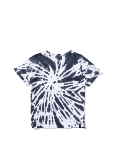 Kids Black Palm Dye Tee