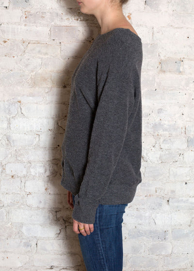 Dark Gray Pam Sweatshirt
