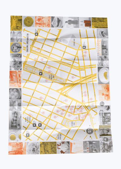 Manhattan Chinatown Map Vol. 8