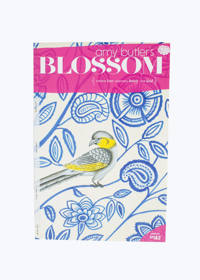 Amy Butlers Blossom Magazine