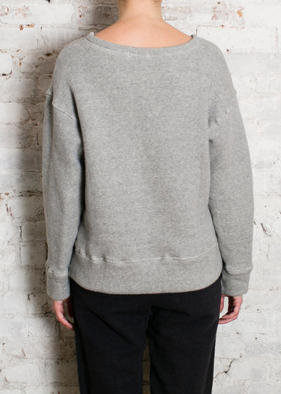 Heather Gray Pam Sweatshirt