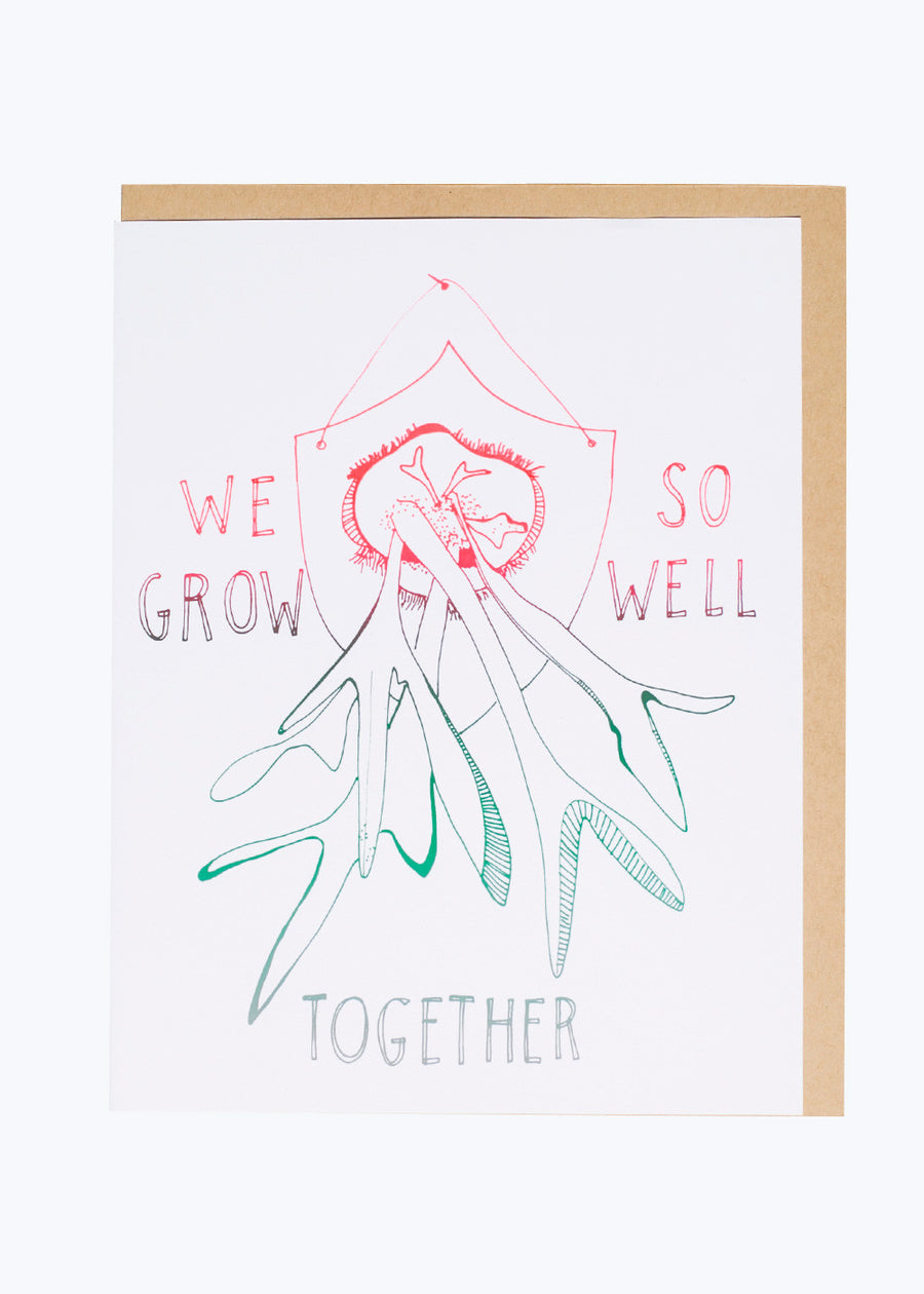 Big Feelings We Grow Together Card
