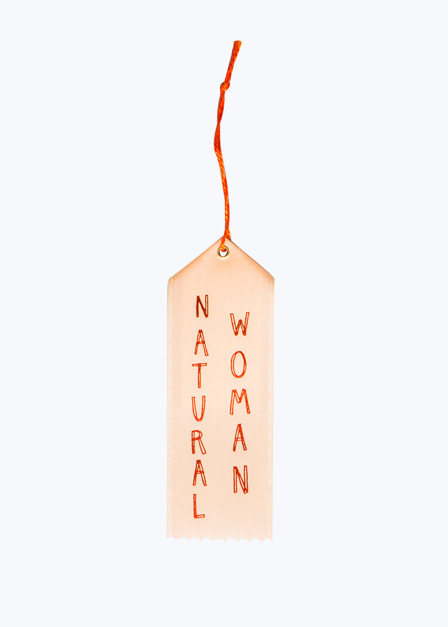 Natural Woman Ribbon