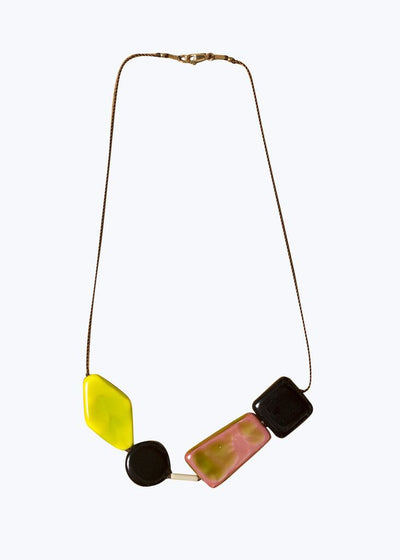 Pastel California Geometrics Necklace