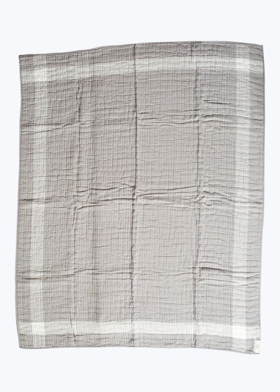 Gray Sidekick Blanket
