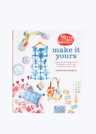 Make It Yours Book