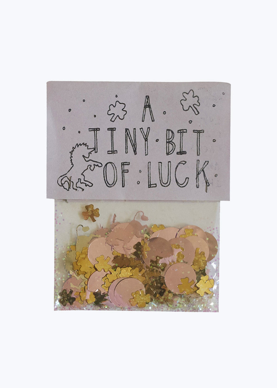 A Tiny Bit of Luck Confetti
