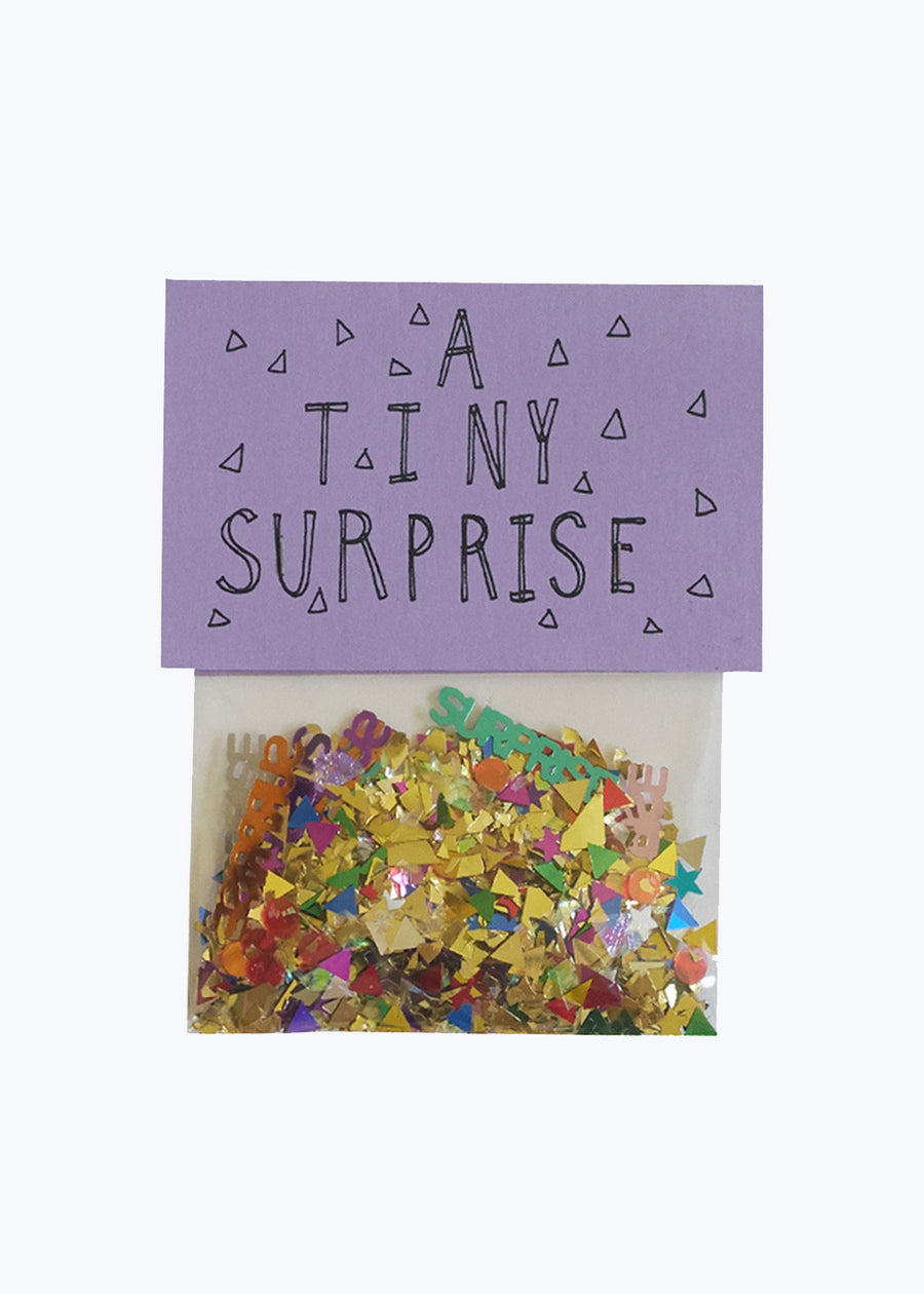 Tiny Surprise Confetti