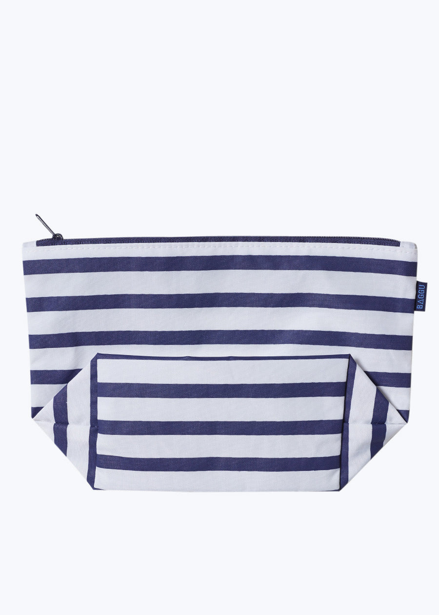 Sailor Stripe Medium Carry All Pouch
