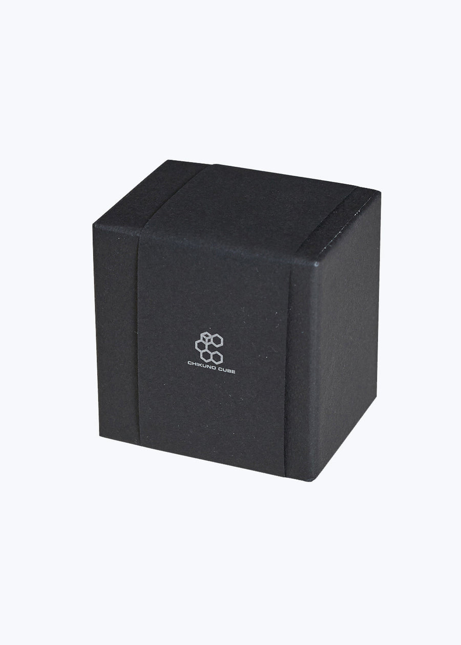 Japanese Bamboo Charcoal Chikuno Cube