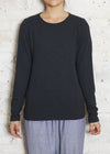 Black Tea L/S Tee-Large