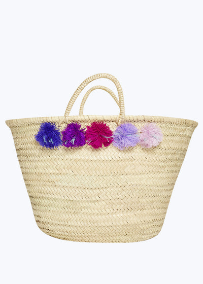 Twilight Topanga Pom Pom Basket