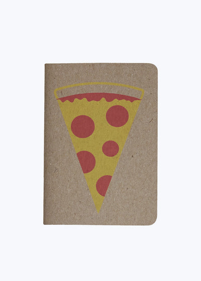 Pizza Notebook
