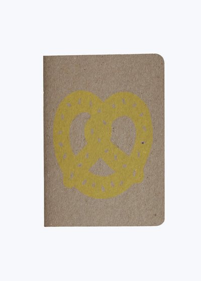 Pretzel Notebook